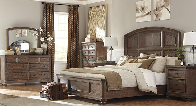 Bedrooms Southern Furniture Co Inc